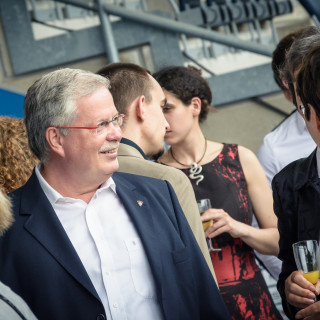 25jahre Wirtschaftsjunioren Magdeburg / GETEC-Arena