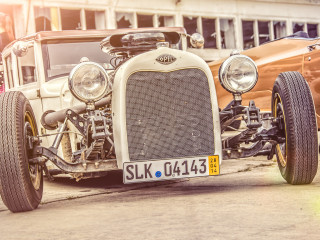 Opel Rat Rod