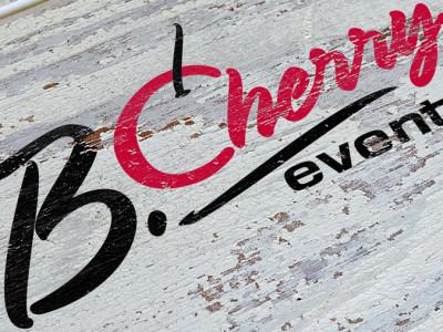 Logo B.Cherry Events