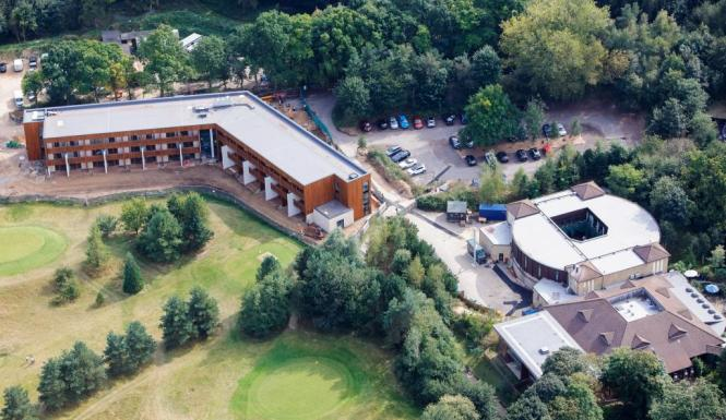 Center Parcs Chooses Iko Polymeric To Roof Premium Apartments