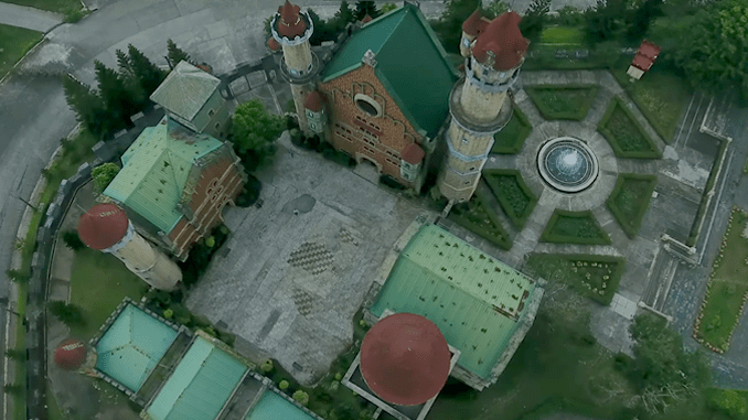 Have You Seen the Medieval Disneyland?