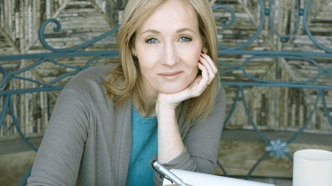 J.K. ROWLING: THE WOMAN WHO WANTED TO COMMIT SUICIDE