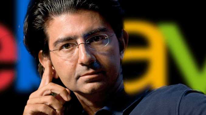 HUSBANDS BE LIKE 'HOW TO BE YOU, PIERRE OMIDYAR?'