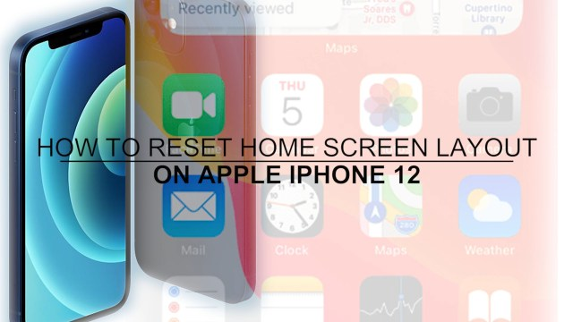 How to Reset Home Screen Layout on Apple iPhone 22