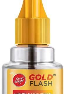 gold flash, good knight refill, refill 45ml