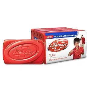 lifebuoy total soap b3G 1 125 g