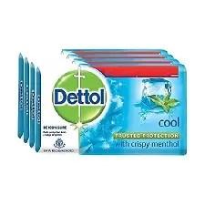 Dettol cool soap 75 G ( B3G1)