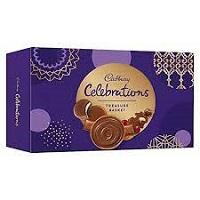 cadbury treasure