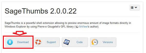 今回ダウンロードしたのはVer 2.0.0.22でした。