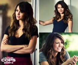 Nina Dobrev film Terbaru lets be cops