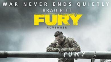 review FURY film terbaru brad pitt