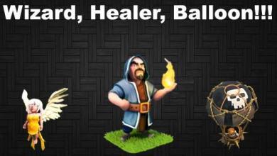 Tips bermain pasukan clash of clans