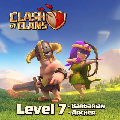 pasukan game clash of clans
