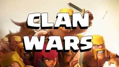 Hal Seru Menarik Clan Wars