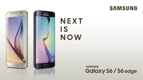 Banner Promosi Samsung S6 dan S6 Edge