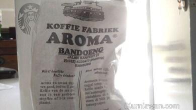 Review Kopi Aroma Bandung Tidak Bikin Sakit Perut
