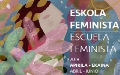 Eskola Feministarako udaberrirako 3 ikastaro berri Emakumeen Etxean