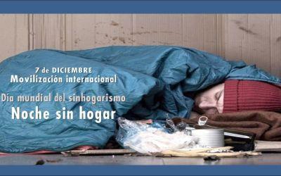 Noche sin hogar
