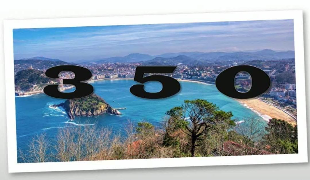 Donostia 350 sin techo