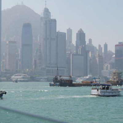 Boats Hong Kong