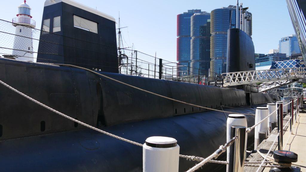 Lengte van de onderzeeboot