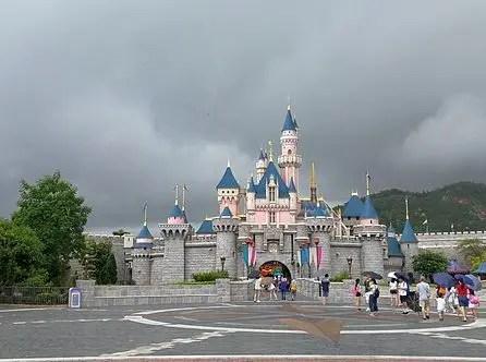 Bestemmingstips Hong Kong - Disney