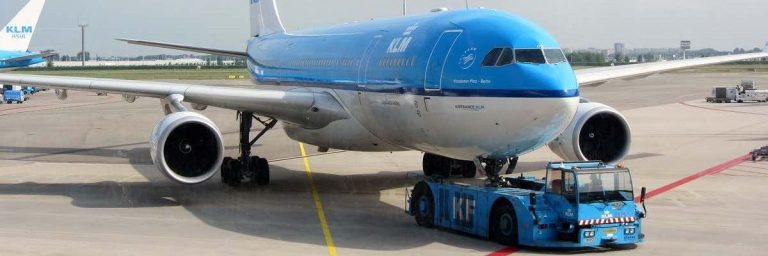Airmiles besteden bij KLM