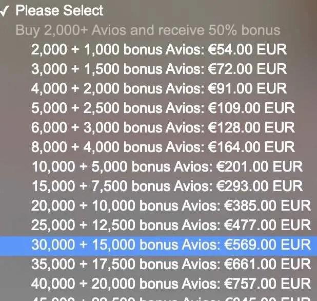 Goedkoop naar de Verenigde Staten in business class door Iberia Avios sale