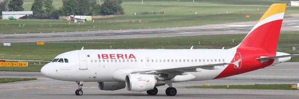 Iberia - Goedkoop in business class met avios