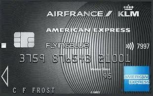 American Express Flying Blue platinum credit card krediet kaart AMEX instap