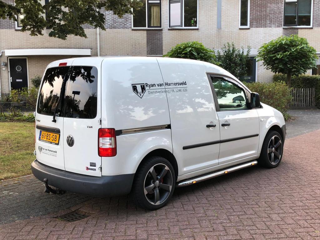 Auto/Bedrijfswagen Belettering