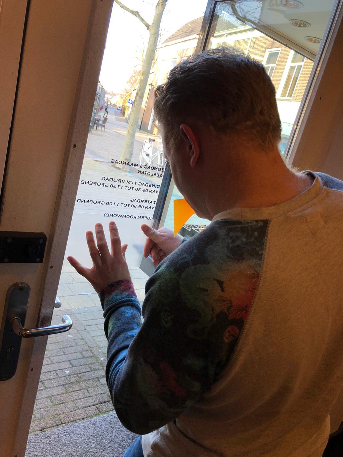 Van der Goot Openingstijden