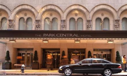 4 dagen New York, met verblijf in het Park Central hotel