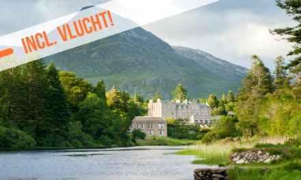 Dagaanbieding – Kastelenrondreis Ierland