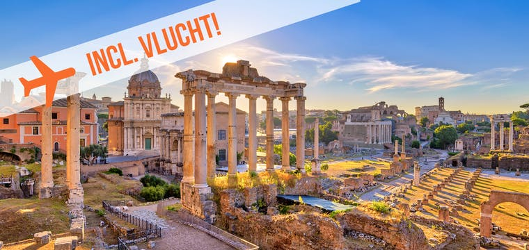 Dagaanbieding – Boetiekhotel in Rome