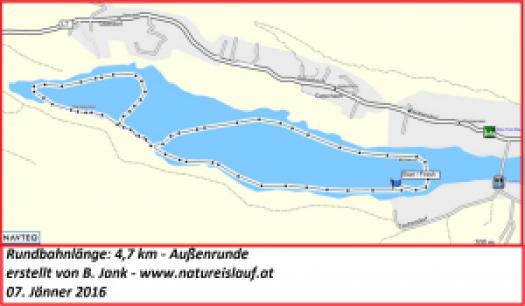 4,7 km Runde 2016