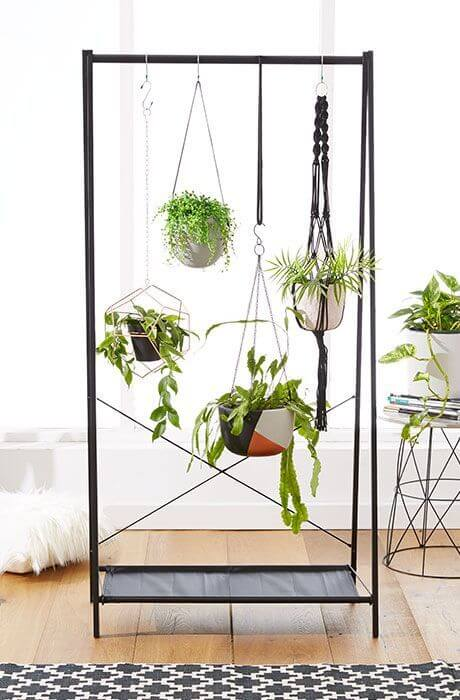 Rack Hanging Pot Ikea
