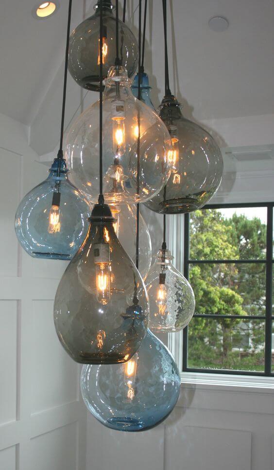 Trend Lampen Van Gekleurd Glas Ik Woon Fijn