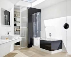 Dusch badewanne barrierefrei – Eckventil waschmaschine