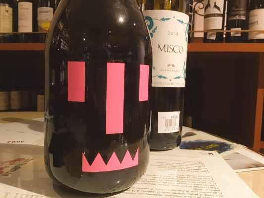 微発泡ワイン ペスティフェッロ