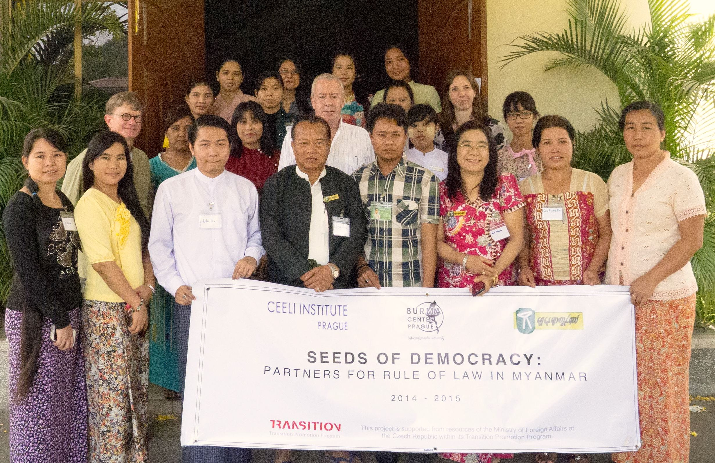 Myanmar international legal assistance consortium ilac burma center prague and ceeli institute together with members of the myanmar judicial community thecheapjerseys Gallery
