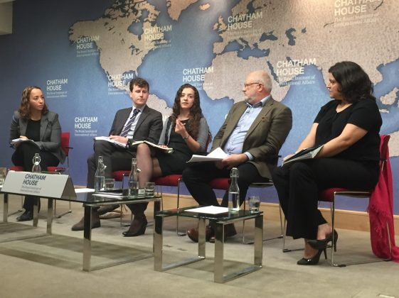 Chatham House and ILAC seminar on ILAC´s Syrian Assessment