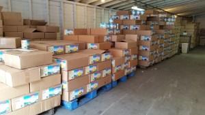 stored goods