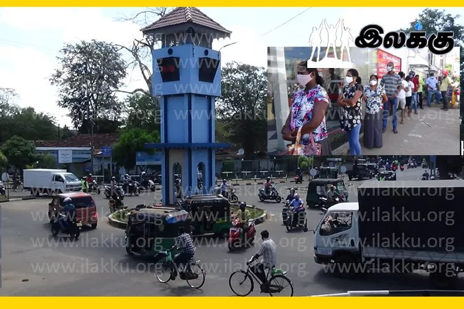 aaa 2 வவுனியாவில் ஊரடங்கு தளர்வின் கள நிலவரங்கள்.
