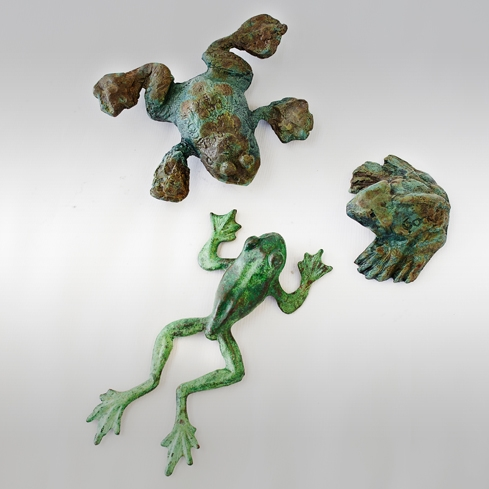 צפרדע שוכבת