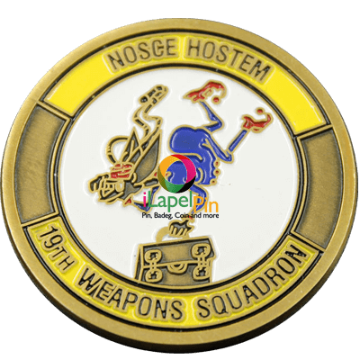 Custom Challenge Coins Police Challenge Coins - iLapelpin.com - Custom Custom Challenge Coins Factory China 2