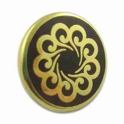 wholesale custom gold metal lapel pin - iLapelpin.com wholesale custom gold metal lapel pin 2