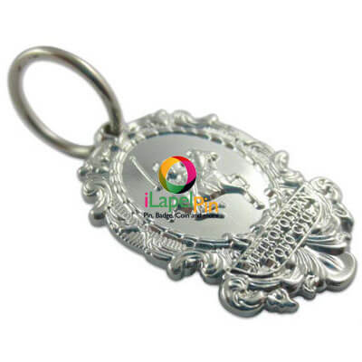 Custom Engraved Keychains China Keychains Factory - iLapelPin.com 2