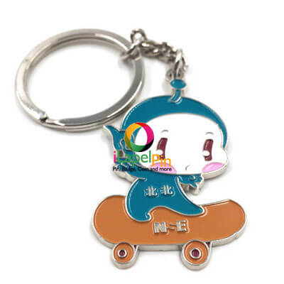 Key Chain China Cheap Custom Keychains Factory - iLapelPin.com 1