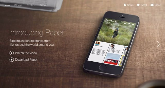 Introducing Paper